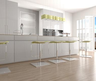 Wizualizacja CAD Kuchnie